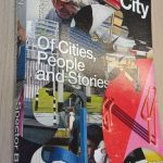 Cover of LIving the City-the publication